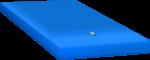 Ersatz-Wasserkern Höhe 15cm mit geraden Kanten (Moonlight XL-Comfort)